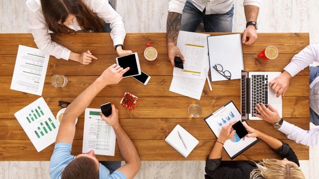 CFO Business Process Analysis